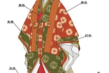 Japanese / Japanese thing that tickle me.  Heian period, Art, and what makes me day dream about the wonder times I had when I lived in Japan.  / by C.M. Meyer