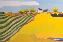 oil - landscape