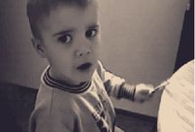 Cute little Justin❤