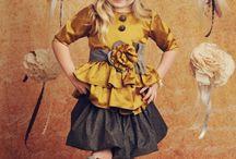 Little dress ups!