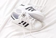 Adidas / Shoes + clothing