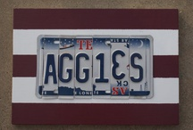 AGGIES / by Cassidy Ince