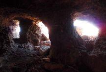 Cuevas Lanzartoe / Estas cuevas no son las que están en la guías turísticas.