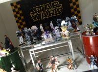 Decoração Star Wars Clean