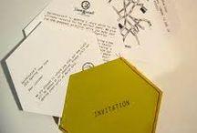 Invitations & graphics