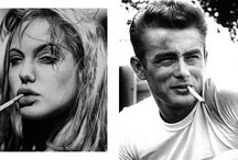 Buro Loves: Rebel Chic: 30 of Hollywood's biggest bad boys and girls