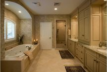 Bathroom / by Amy Hargroder