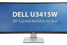 Dell Ultrasharp U3415W / Dell Ultrasharp U3415W Bilder