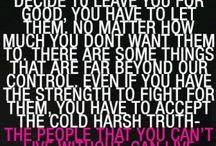 Quotes / by Ciara Logan