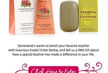 Teacher Appreciation Give-Away