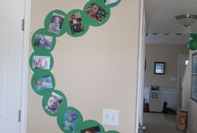 Hungry Caterpillar Party Ideas / by Tiffany Wilkus
