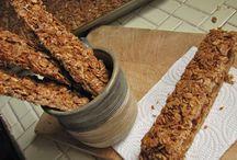 Granola bars/healthy muffins