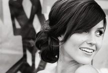 Kim's wedding - my hair and makeup.  / by Jamie Fletcher