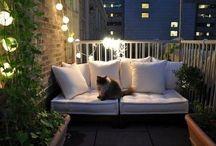 Piha ja puutarha Garden & balcony