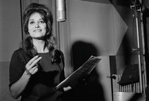 Dalida / chanteuse populaire francaise