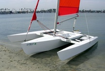 boat - small trimaran