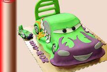 Torta - oblike