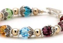 Birthstone Bracelets / by Jack Etac
