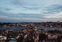 Istanbul / Istanbul ist eine wunderschöne aber hektische Stadt. Hier findet ihr ein paar Eindrücke und Tipps für vegetarische / vegane Ernährung in Istanbul