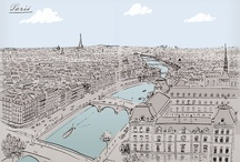 Cityscapes  / by LoveArt LoveLife