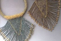 Netted necklace 3