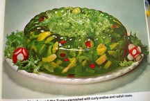 Cooking + Recipes + Fruit Displays