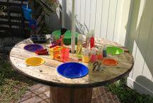 kids outdoor play