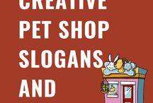 Pet Shop Slogans and Taglines