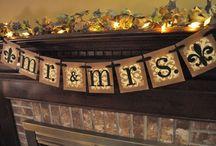 Wedding Ideas / Random cool ideas to add detail to any wedding...