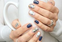 Uñas estampadas - Print nails