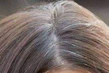 receita para eliminar cabelos brancos