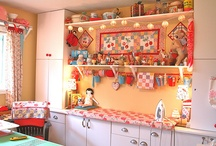 craft room / by Susan Ator