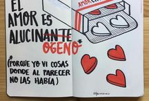 Mensajes de amor...