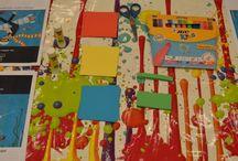 Ateliers Enfants Carré d'artistes® / Les Ateliers Enfants Carré d'artistes® permettent à de nombreux enfants de s'initier de façon ludique et gratuite à l'art contemporain.