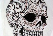 Sugar skulls ♥