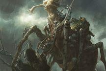 Creatures / #creature #monster