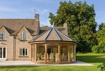 Arboreta-Welsh Oak Frames sister company -  Orangeries, Conservatory, Garden Rooms & Extensions / Orangeries, conservatory, garden rooms, extensions