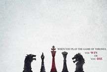game of thrones / My favourite books and TV show