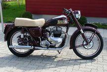 Dad's motorbike