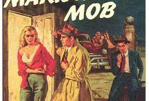Vintage Posters about Marijuana