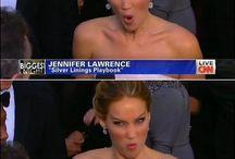 Jennifer Lawrence is life