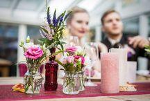 Růžné - svatba