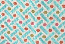 Polka dot fabrics