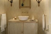 powder rooms / by Brooke Gianetti