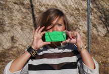 Chanel iPhone cases / I love different quirky cases for my mobile !