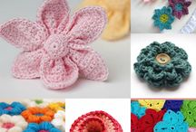 crochet and knitting / by Beth Grover