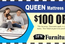 DFW Furniture Coupons / Furniture and Mattress stores specializing in Living room furniture, Sofa Sets, Sectionals, Recliners, Bedroom Furniture Mattresses. Located in in Columbus Oh, Zanesville, Chillicothe, Youngtown, Niles, New Philadelphia, Heath, St. Clairsville Ohio, also in Huntington, and Pittsburgh, Washington and Wexford Pennsylvania.  / by DFW Furniture