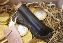 knife leather case