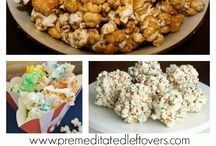 I love pop corn / Cooking , decorating..everything  with pop corn!