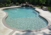 Tanning Ledge for your Pool